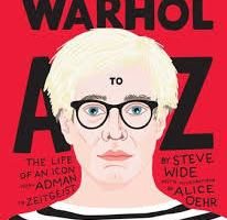 BOOK REVIEW: Warhol A to Z by Steve Wilde & Alice Oehr