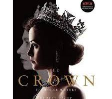 BOOK: THE CROWN: THE INSIDE HISTORY by Robert Lacey