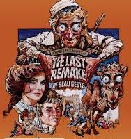 BLURAY: THE LAST REMAKE OF BEAU GESTE