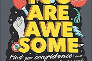 BOOK REVIEW: You Are Awesome by Matthew Syed