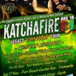 KATCHAFIRE 2018 AUSTRALIAN TOUR DATES – LEGACY LOVE TODAY TOUR