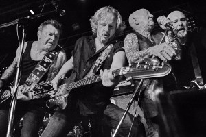 ROSE TATTOO 'ROCK N ROLL OUTLAW – 40th ANNIVERSARY TOUR' – NEW DATES & SPECIAL GUESTS ADDED