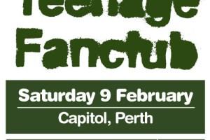 TEENAGE FANCLUB ADD PERTH SHOW TO AUSTRALIAN FEBRUARY 2019 TOUR!