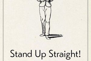 BOOK REVIEW: Stand Up Straight! A History of Posture by Sander L. Gilman