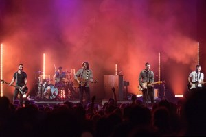 LIVE: SNOW PATROL – October 10, 2018