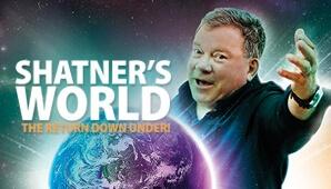 LIVE REVIEW: WILLIAM SHATNER: SHATNER'S WORLD – Perth, 8 Oct, 2018
