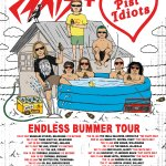 THE CHATS AND PIST IDIOTS JUMP IN THE VAN FOR THE 'ENDLESS BUMMER' TOUR