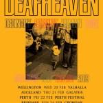 DEAFHEAVEN ANNOUNCE 2019 AUSTRALIAN TOUR