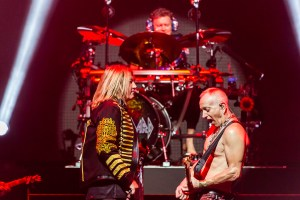 LIVE: DEF LEPPARD with SCORPIONS – Perth, 2 Nov, 2018