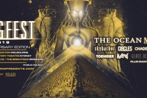 PROGFEST 2019 10th Anniversary 2nd Line Up Announce PLUS National Sideshows for The Ocean & Monuments!