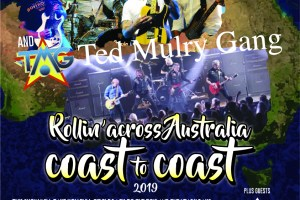 "JOHN COGHLAN""S QUO AND TMG ANNOUNCE AUSTRALIAN TOUR"