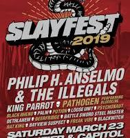 PERTH'S SLAYFEST 2019 ANNOUNCED FOR MARCH