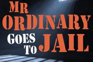 BOOK REVIEW: Mr Ordinary Goes to Jail by Wil Patterson