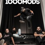 Greek Rockers 1000Mods Announce First Ever Australian Tour