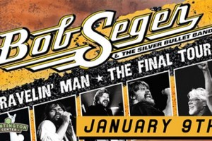 LIVE: BOB SEGER & THE SILVER BULLET BAND – January 9, 2019
