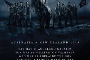 ELUVEITIE Announce May 2019 Australian Tour