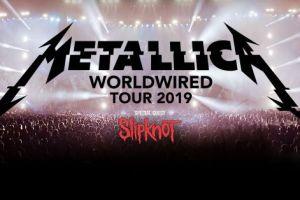METALLICA confirm its long-awaited return Australia & New Zealand with Slipknot