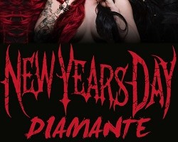 INTERVIEW: ASH COSTELLO of NEW YEAR'S DAY – April 2019