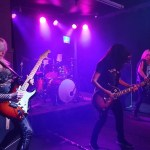 LIVE: GIRLSCHOOL with ELECTRIC SEX PANTS – Adelaide, 30 June, 2019