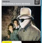BLURAY: THE INVISIBLE MAN'S REVENGE