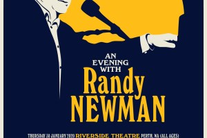 RANDY NEWMAN ANNOUNCES 'AN EVENING WITH RANDY NEWMAN' IN SUPPORT OF ACCLAIMED DARK MATTER ALBUM