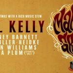 PAUL KELLY – MAKING GRAVY ☕ returns for another festive season with four very special outdoor concerts!