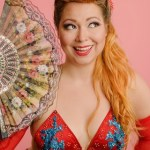 A Dirty Dozen with LUSHES LAMOAN of THE 2019 MICHIGAN BURLESQUE FESTIVAL – September 2019