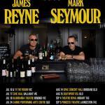 JAMES REYNE & MARK SEYMOUR REUNITE FOR 'NEVER AGAIN 2020' NATIONAL TOUR