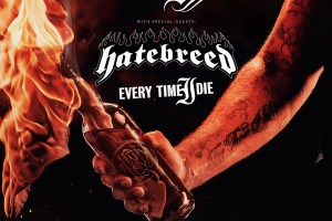 PARKWAY DRIVE ANNOUNCE EPIC AUSTRALIAN TOUR WITH HATEBREED AND EVERY TIME I DIE IN 2020