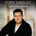 INTERVIEW: TONY HADLEY, ex-SPANDAU BALLET