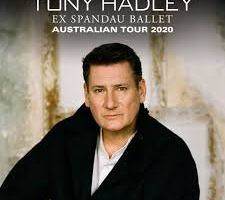 INTERVIEW: TONY HADLEY, ex-SPANDAU BALLET