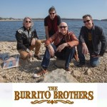 A Dirty Dozen with CHRIS P JAMES from THE BURRITO BROTHERS – April 2020