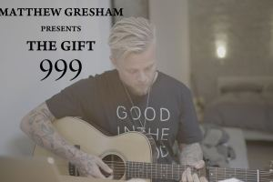 MATT GRESHAM presents 'The Gift 999' at Perth Concert Hall August 21st
