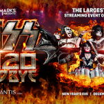 ROCK & ROLL HALL OF FAME BAND KISS SAYS GOODBYE TO 2020 WITH LARGEST PRODUCTION EVENT OF THE YEAR