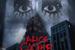 "ALICE COOPER Unveils ""Rock & Roll"" Featuring Steve Hunter, Johnny Bee, Paul Randolph & Joe Bonamassa"