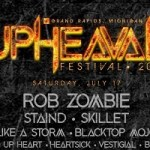 LIVE: UPHEAVAL FESTIVAL – July 17, 2021