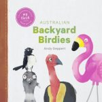 BOOK REVIEW: Backyard Birdies by Andy Geppert