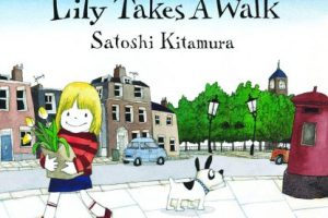 BOOK REVIEW: Lily Takes a Walk by Satoshi Kitamura
