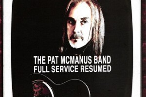 A Dirty Dozen with PAT McMANUS from THE PAT McMANUS BAND – September 2021