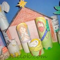 Поделка Рождество Христово
