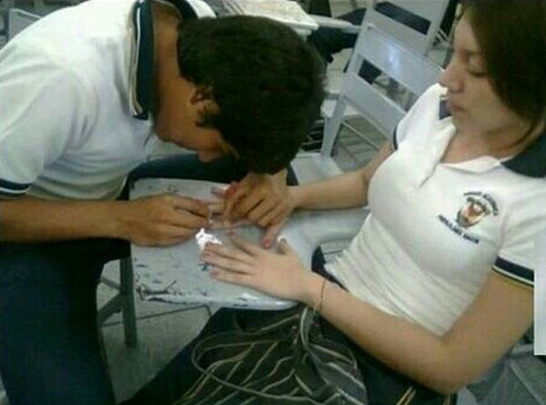 Frindzone Level: O manicure