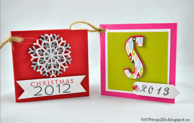 Turn your Holiday wish list into a keepsake ornament