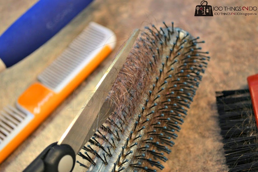 How & Why You Should Clean Your Hairbrushes