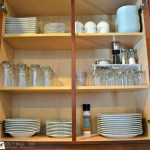 Cleaning and organizing your cupboards