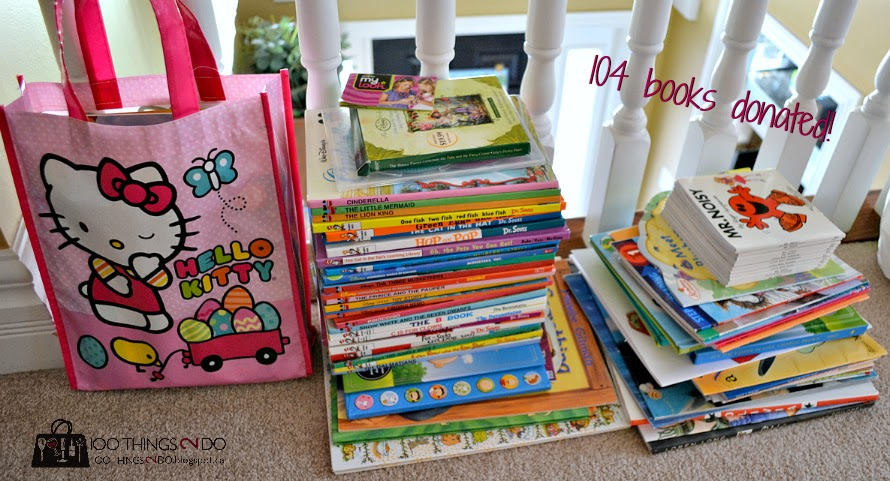 Purging childrens' books