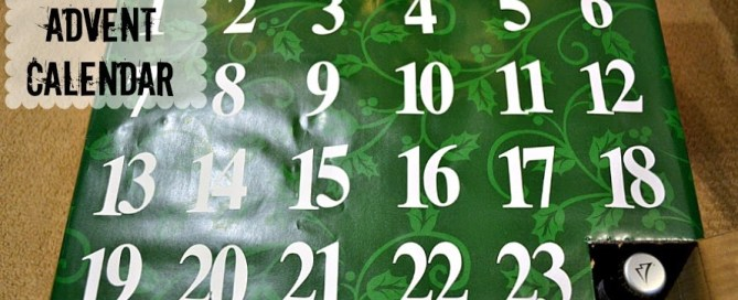 Gift idea: create an advent calendar for the man in your life (or the beer lover)