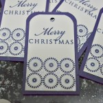 Gift tags for Christmas gifts