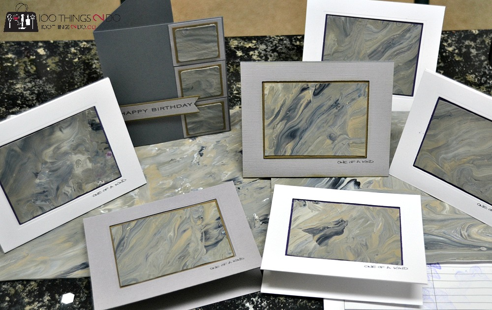 Abstract cards 212