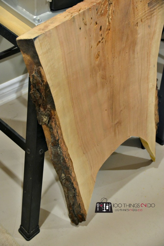 Tree Trunk Table 100 Things 2 Do