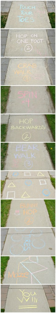 The Tough Mudder of hopscotch